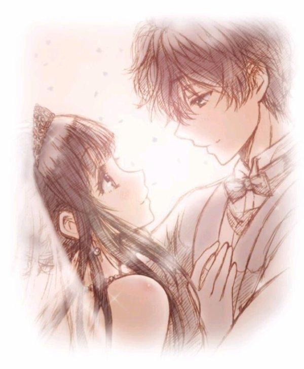 Rêvé d'un peu de douceur romantique.