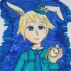 Jack le lapin blanc