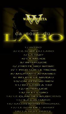 CA SORT DU LABO VOLUME 1 (2007)