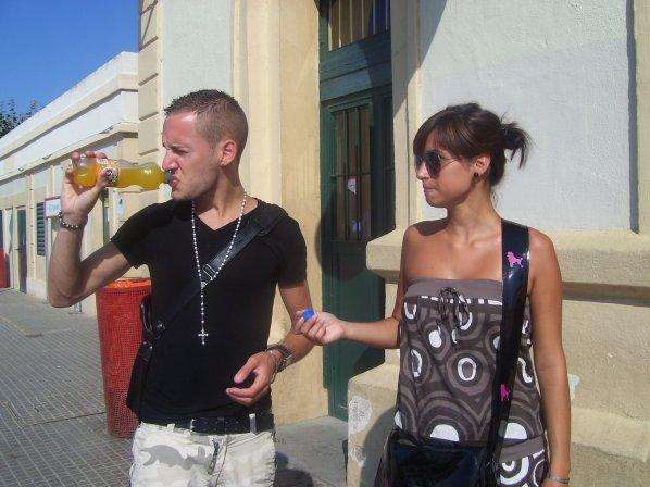 Aout 2009 - Pineda de Mar