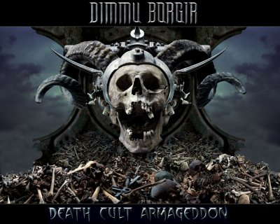 Dimmu Borgir - The Demiurge Molecule (2011)