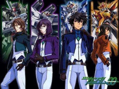 Hakanaku mo Towa no Kanashi / Hakanaku mo Towa no Kanashi - Mobile Suit Gundam 00 (2008)