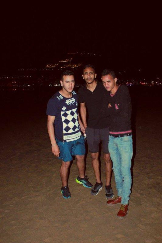 Avec mes amis à agadir maroc ♥ ♥