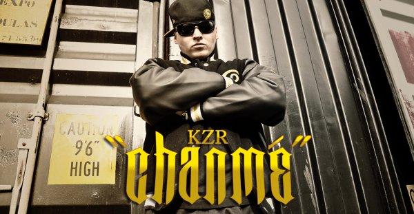 """Nouveau morceau - """"Chanmé"""" - KZR"""