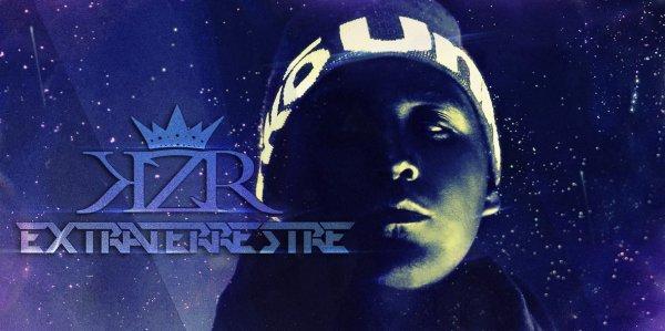 """"""" Extraterrestre """" , le nouveau clip de KZR bientôt disponible , restez connectez !"""