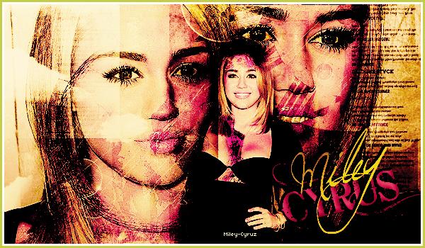 . MILEY-CYRUZ.SKYROCK.COM ♦ Ta source sur la pétillante Miley Ray Cyrus !  .