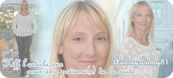 les facts d'audrey lamy