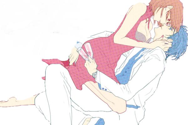 OS - Meiko x Kaito