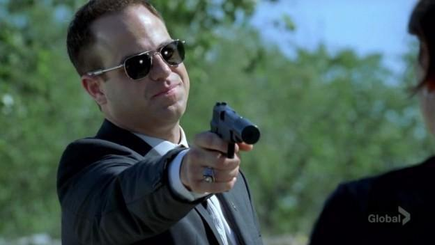 Agent Paul Kellerman