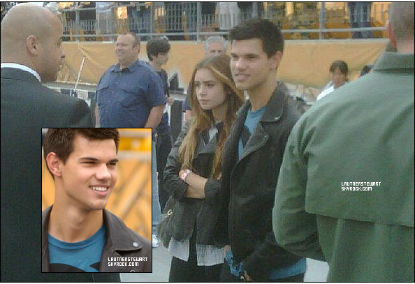 ".12.09.10 - Taylor se promenant aux  ""Steelers Game"".."