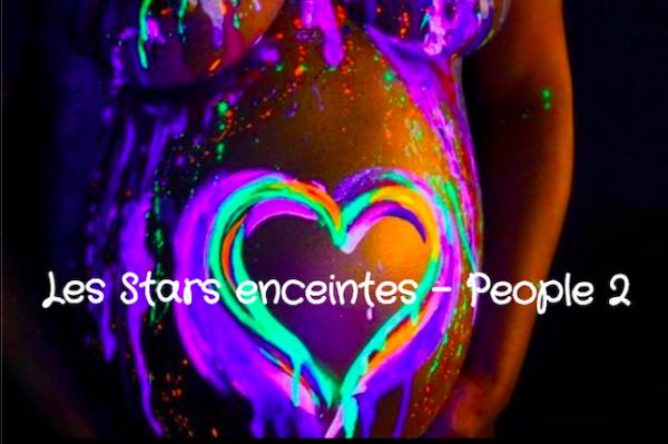 Les Stars enceintes - People 2