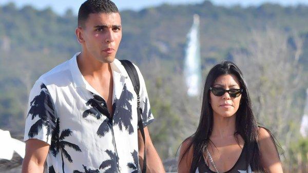 RUMEUR :Kourtney Kardashian est enceinte de son quatrième enfant avec son petiti ami Younes Bendjima ?!
