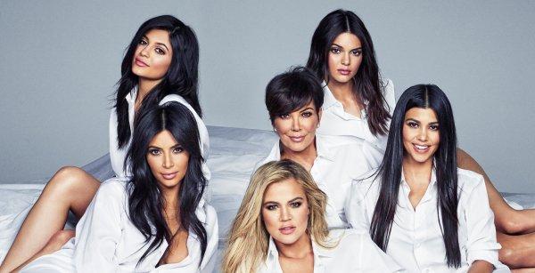RUMEUR OU CONFIRMER : sa grossesse  est révélée , elle sera enceinte en même temps que ses soeurs Kim Kardashian, Khloé Kardashian et Kylie Jenner.