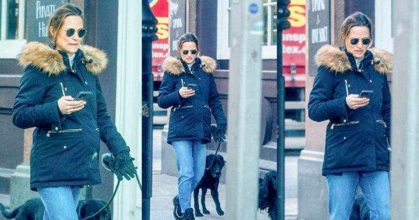 Pippa Middleton enceinte de son deuxième enfant avec James Matthews