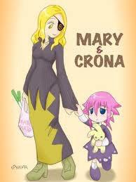 Mary & Crona