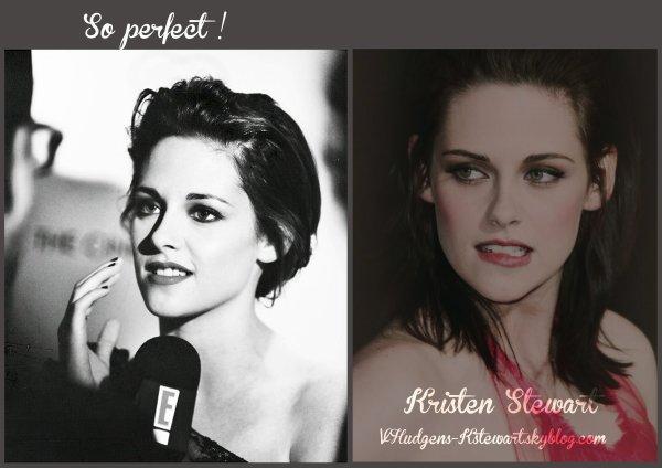 """____ ____  ELLE A DIT (Kristen Stewart) : « L'amour, ça fait mal. C'est comme ça, c'est scientifique.   La solution ? Une bande de supers copines, Titanic, et du Nutella. »  """" ____ ____"""