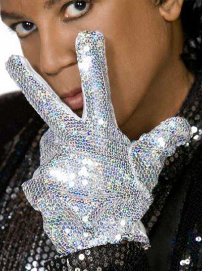 voici un des gant que j'ai