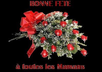 bonne fête à tous les mamans de la terre vous êtes des coeurs un bisou qui vien du coeur pour chaque maman du monde