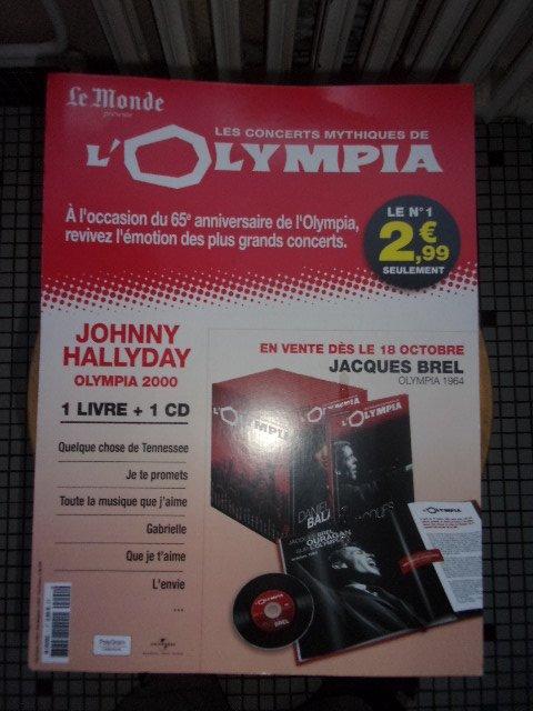 nouveauté les concerts mytiques de l Olympia
