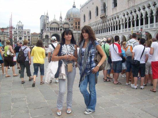Voyage : Venise