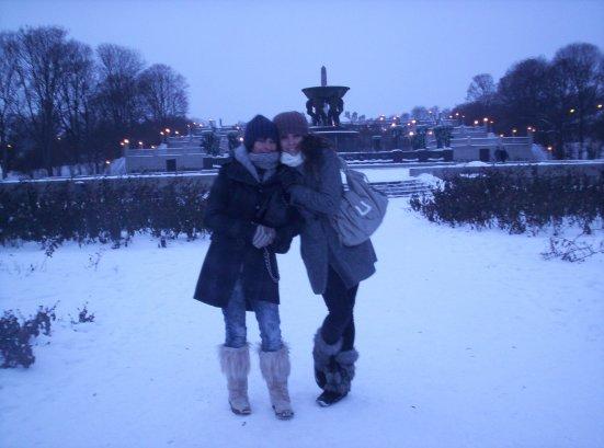 Voyage : Oslo