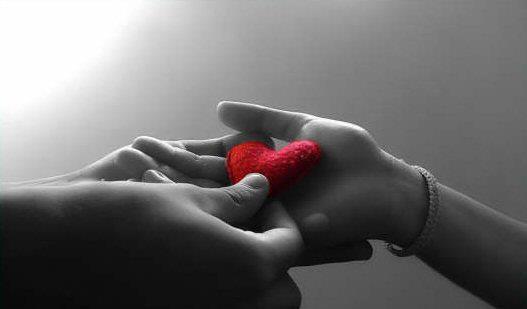 Prends moi dans ton coeur ... Ne m'en laisse plus jamais ressortir ...