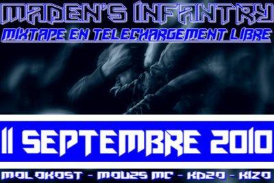 MADEN'S INFANTRY - 11 SEPTEMBRE / 14-Mou2sMc Feat Meyliss- Tout Seul (2010)