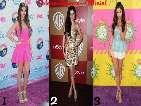 Look Selena