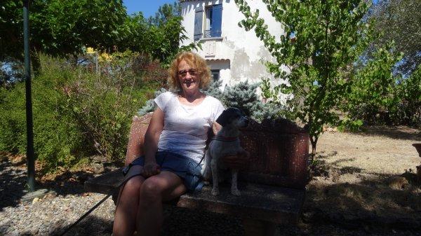 ~ Pyrénées Orientales - séjour à MOUX - 13 août 2016