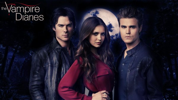 Série Vampires Diaries