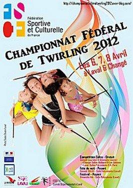 CHAMPIONNAT FEDERAL INDIVIDUELS - CHANGE LES LAVAL 2012 - les 7 et 8 Avril 2012