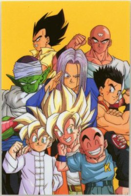 Notez Dragon Ball