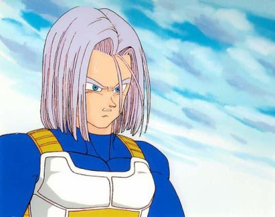 Trunks Ado 2 Base De Données Dragon Ball