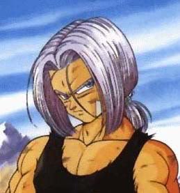 Trunks Ado 3 Base De Données Dragon Ball