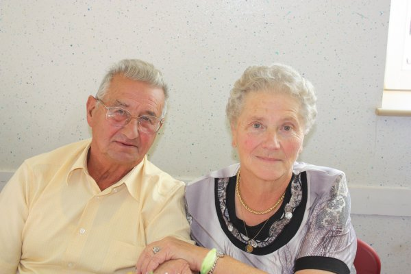 Papy Berbert et Mamie Ginette