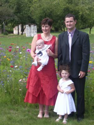 Mon oncle, ma tante et les deux petits bou!!!