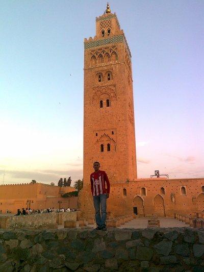 go to marrakech