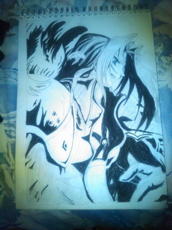 new dessin