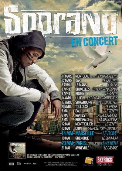 les concerts de Soprambaba