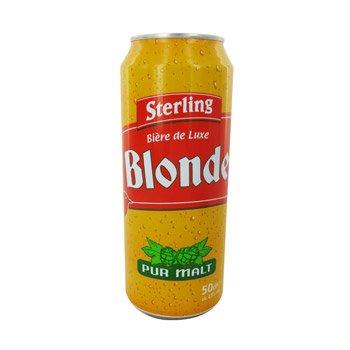 Sterling - Bière Blonde