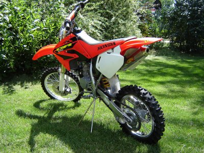 une moto tro cool