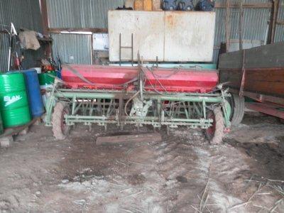 materiels de la ferme
