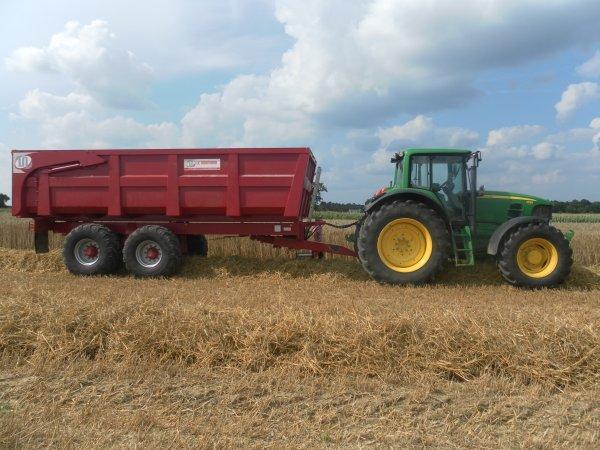 moisson du blé 2013