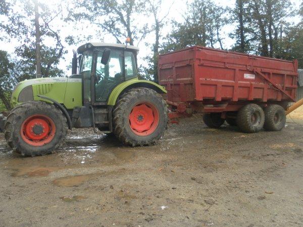 moisson et maïs humide 2013