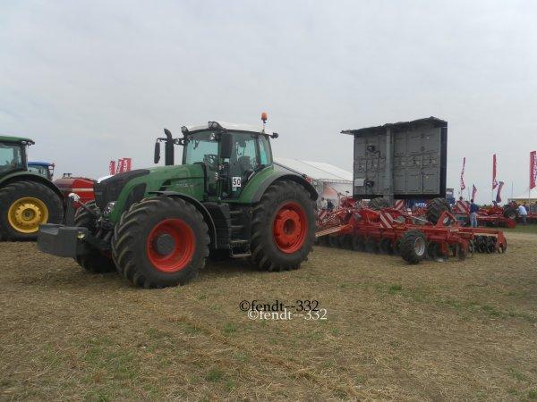 Innov'agri 2014 stand Horsch