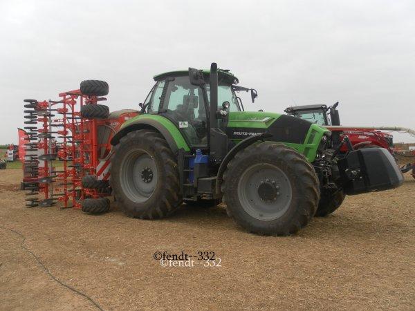 Innov'agri 2014 stand kuhn