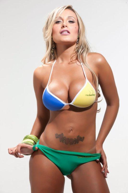 Andressa Urach - Miss Bumbum Brasil