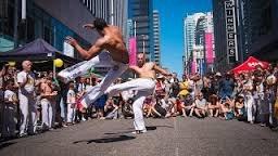 Meilleur Capoeira au Brésil