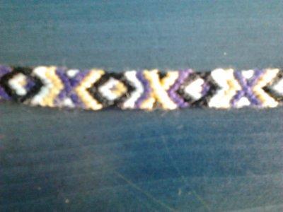Deuxième bracelet
