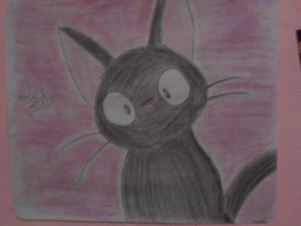 Mon dessin de Jiji
